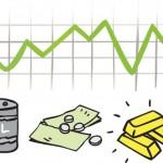 Beleggen in olie en goud