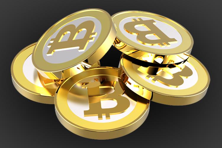 Leren beleggen in Bitcoins - Bitcoins logo