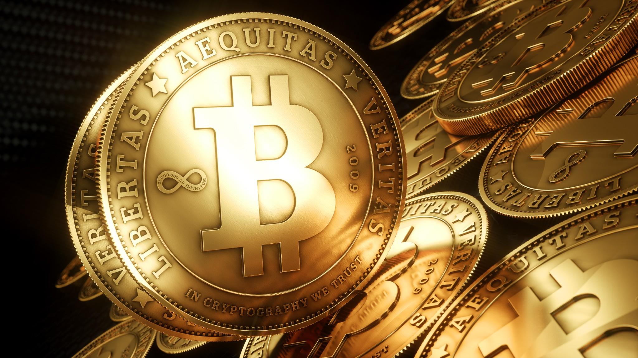 Bitcoins kopen in 4 stappen