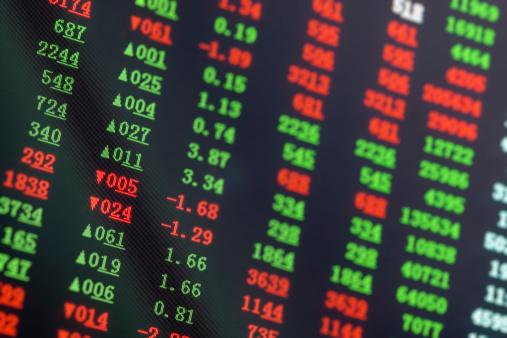traden leren met de AEX index opening