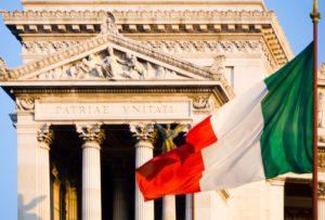 Italiaanse crisis - beleggingskans of bedreiging - 50% winst in een halve dag! - logo