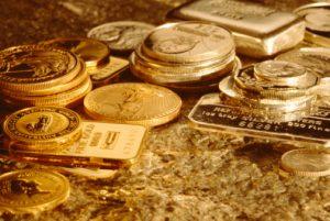 Beleggen-in-goud kans in onrustige tijden