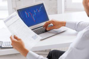 Online beleggen op Fugro aandelen leverde ruim €50 op in 10 minuten